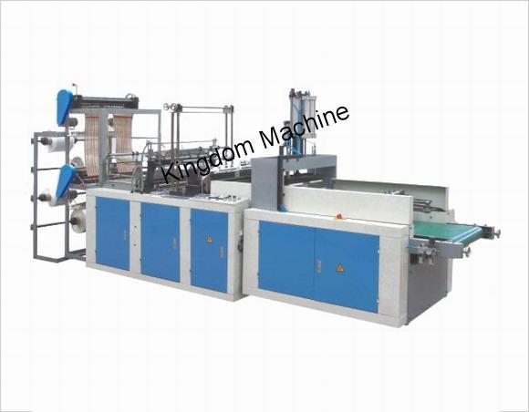 Automático Máquina Bolsas Plasticos 4 líneas