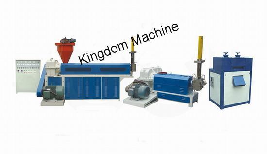 Extrusion Reciclaje de plástico de alta velocidad KD-C Series