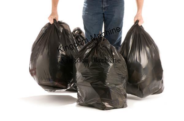basura bolsas en rollo